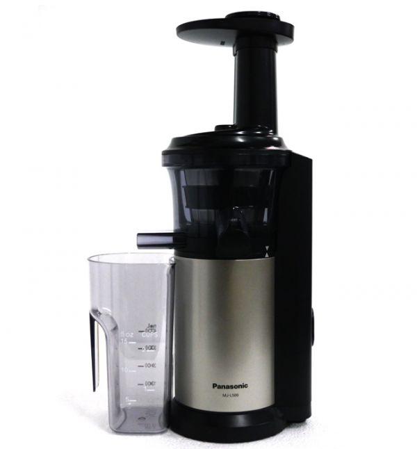 Panasonic國際牌鮮活蔬果慢磨機MJ-L500 Panasonic,國際牌,鮮活蔬果,慢磨機,MJ-L500