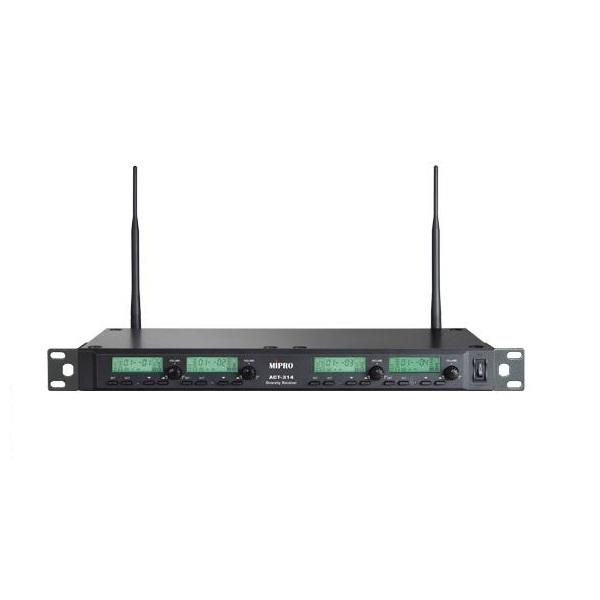 下單再折500 MIPRO 米波羅 1U 4CH 模組化 自動選訊 無線麥克風 ACT-314/ACT-32H*4 請輸入優惠代碼D500 刷卡分6期0利率,MIPRO,米波羅,1U4CH,接收器,無線麥克風,ACT314,ACT32H4