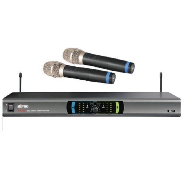 詢問超低價 MIPRO 米波羅 UHF 固定頻率雙頻道 自動選訊 無線麥克風 MR-823/MH-80*2  刷卡分6期0利率,MIPRO,米波羅,UHF,雙頻道,無線麥克風,MR823,MH80,