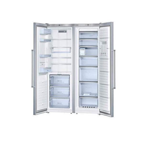 詢問超低價 BOSCH 博世 220V 獨立式 對開冰箱 537L 冷藏 KSF36PI33D+冷凍 GSN36AI33D  BOSCH,博世,獨立,對開,冰箱,KSF36PI33D,GSN36AI33D,德國,KAF95PI33D