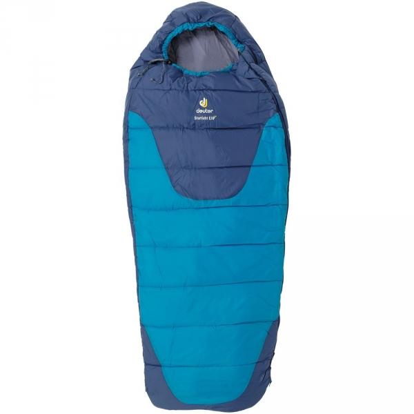 【JAKO-O】Deuter 可擴展睡袋-藍 德國,JAKO-O,Deuter ,親子露營,營地,睡袋,愛露營,裝備