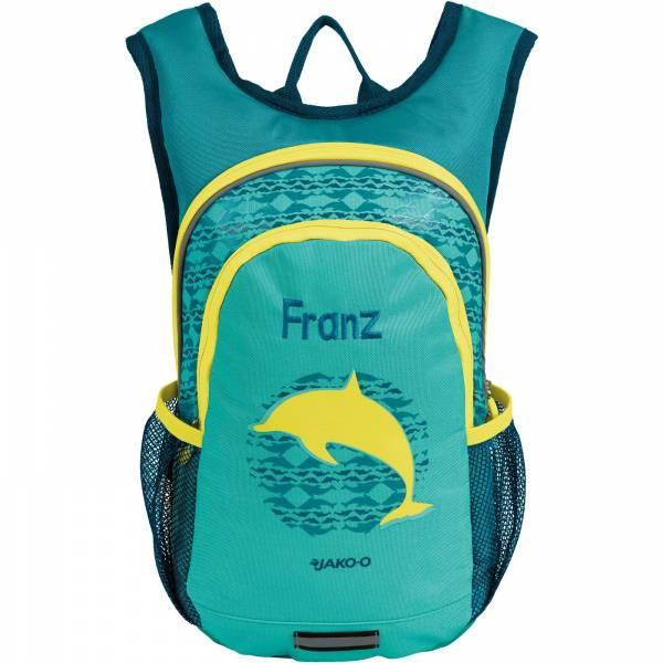 【JAKO-O】炫彩戶外背包-海豚 親子露營,郊遊,背包,愛露營,裝備