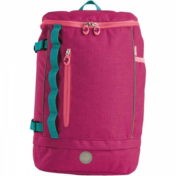 【JAKO-O】時尚兒童後背包–葡萄紅 親子露營,郊遊,背包,步道,爬山,兒童