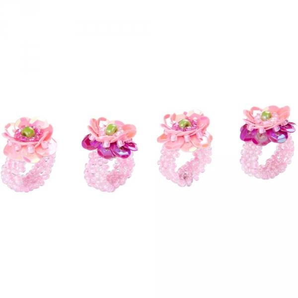 【JAKO-O】紅粉指環 戒指,家家酒,服飾,指環