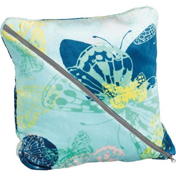 【JAKO-O】舒適絨毛毯枕–蝴蝶 JAKO-O,德國,自主學習,生活自理一枕多用,療癒舒壓,夜晚好入眠,提供安全感,柔軟舒適,抱枕,生活家居