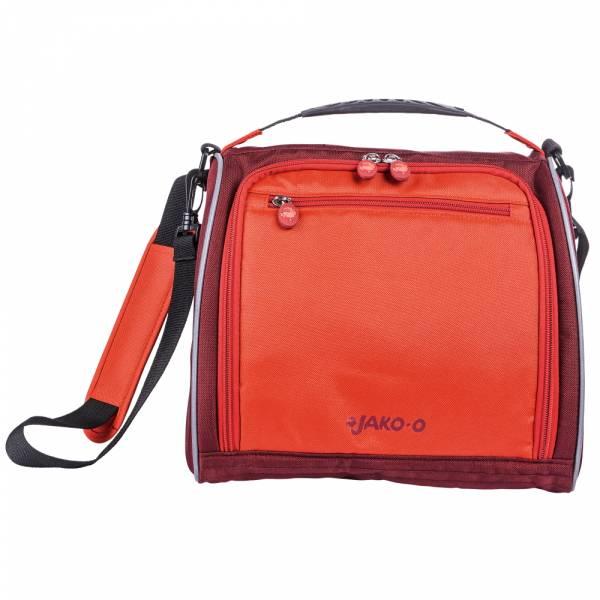 【JAKO-O】小型拉桿收納包-紅 德國,JAKO-O,書包,背包,包包,行李箱,校園,生活學習,教育