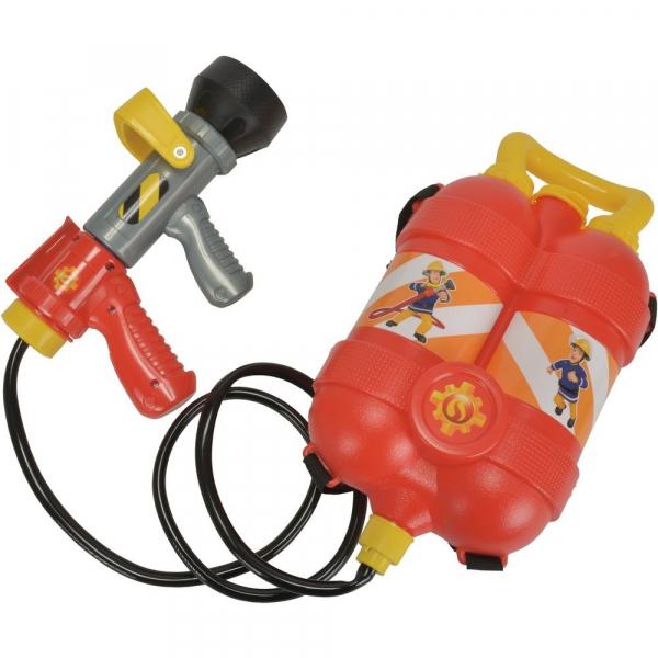 【JAKO-O】消防員水槍後背組 沙灘玩具,水槍,消防員