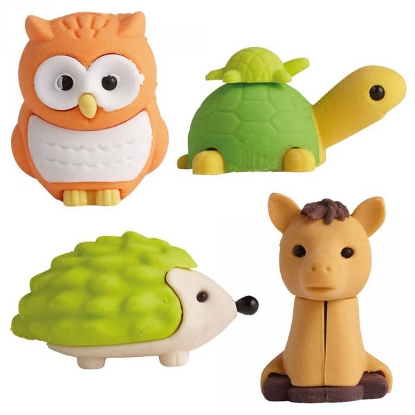 【JAKO-O】可愛動物橡皮擦 橡皮擦,寫字,動物