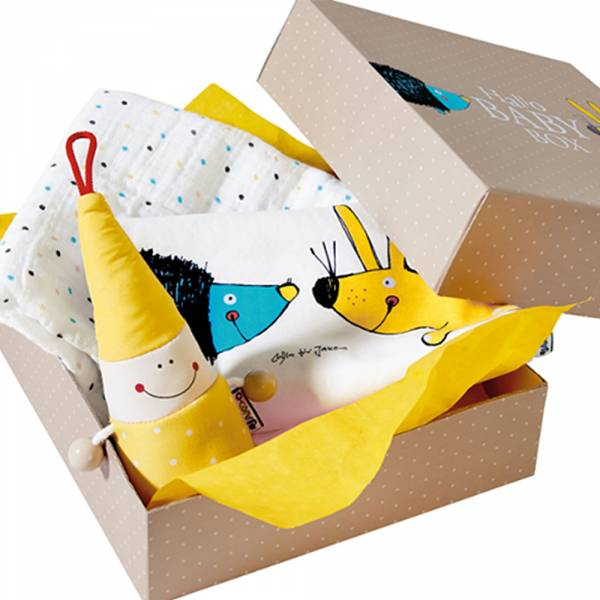 【JAKO-O】寶貝新生禮盒組 (彌月/新生兒) 新生兒,禮盒,送禮,彌月禮,特價