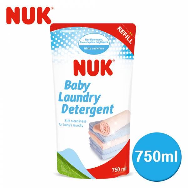 德國NUK-嬰兒洗衣精補充包750ml NUK