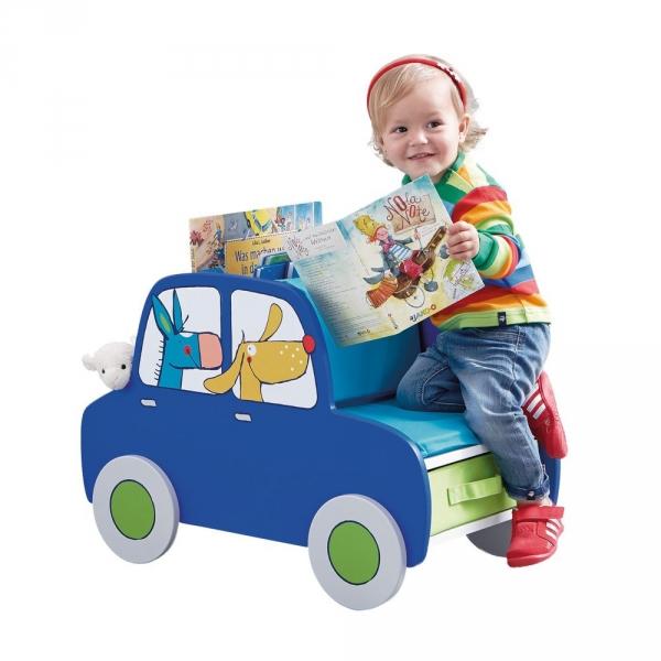 【JAKO-O】圖書閱讀小車 德國,JAKO-O,閱讀,車,圖書