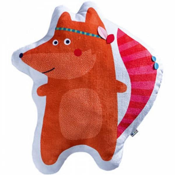 【JAKO-O】狐狸靠枕 德國,JAKO-O,一枕多用,療癒舒壓,夜晚好入眠,提供安全感,柔軟舒適,抱枕,生活家居,狐狸,小王子,生活學習