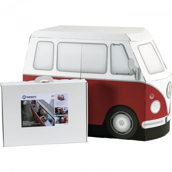 【JAKO-O】VW紙製快餐車 扮家家酒,VW福斯車,角色扮演,汽車,玩具