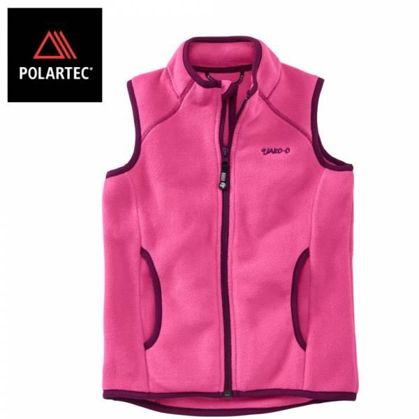 【JAKO-O】POLARTEC®保暖背心(粉紅) 機能外套,兒童背心,POLARTEC