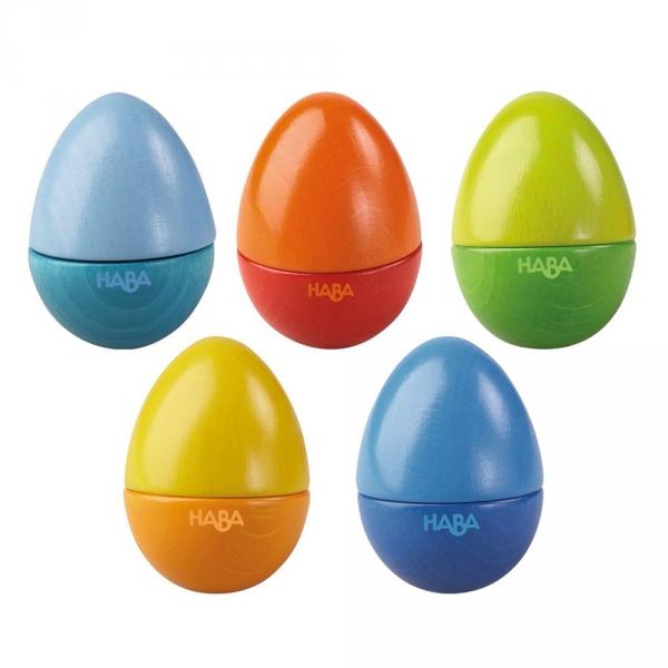 【JAKO-O】HABA 音樂雞蛋 音樂,玩具,樂曲,音樂盒