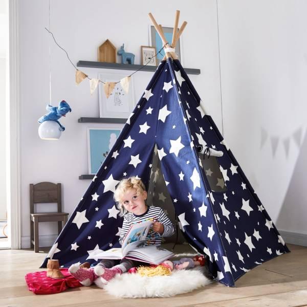 【JAKO-O】居家印地安帳篷 帳篷,印地安帳篷,玩具,布置