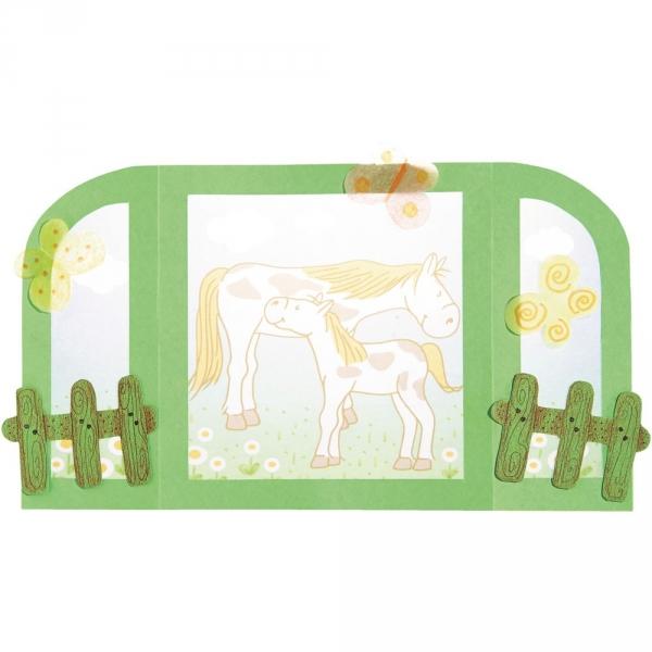 【JAKO-O】手作創意勞作-馬匹 手作,創作,兒童勞作,紀念品,禮品
