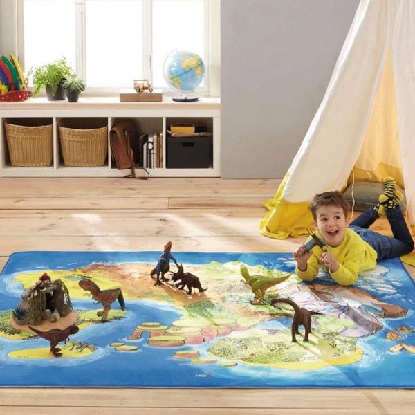 【JAKO-O】遊戲地墊-史前氣候區 地墊,地毯,遊戲墊