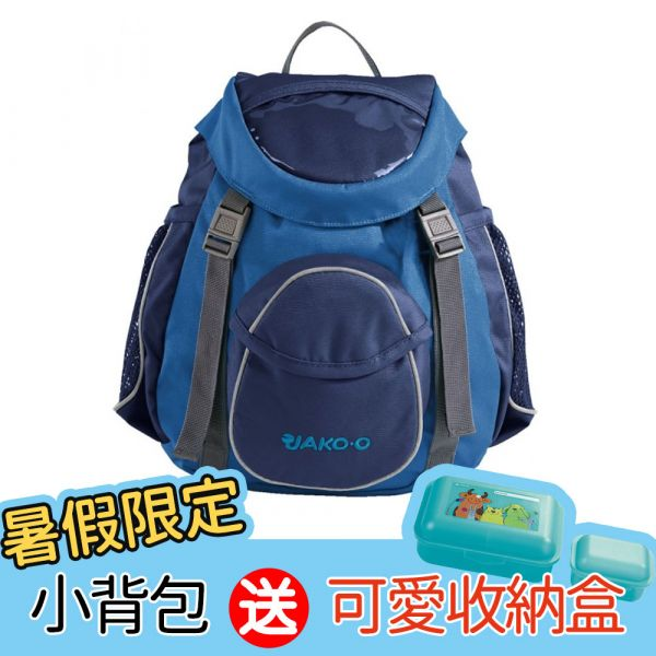 【JAKO-O】學前小背包-藍(照片窗) 德國,JAKO-O,書包,背包,包包,行李箱,校園,生活學習,教育