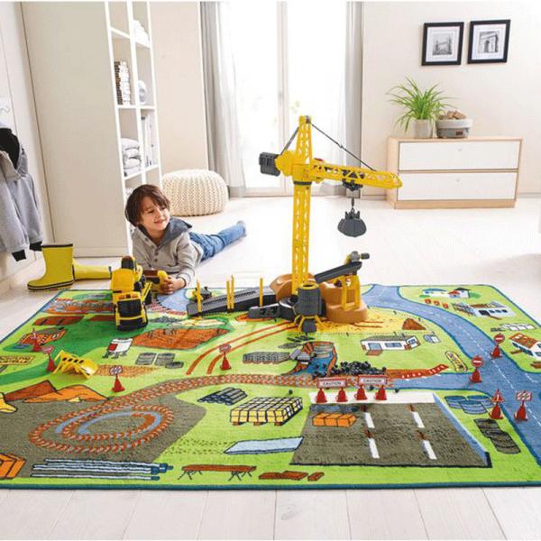 【JAKO-O】遊戲地墊-建築工地 地墊,地毯,遊戲墊