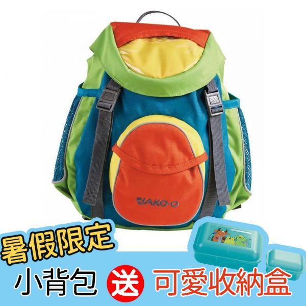 【JAKO-O】學前小背包-彩色(照片窗) 書包,背包,包包