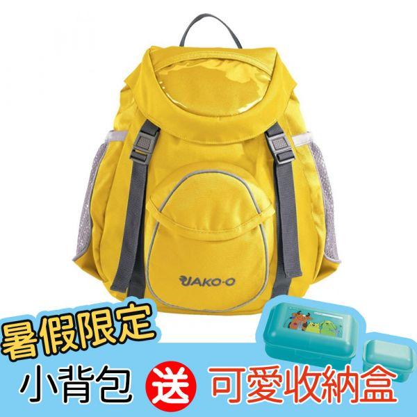 【JAKO-O】學前小背包–黃(照片窗) 德國,JAKO-O,書包,背包,包包,行李箱,校園,生活學習,教育
