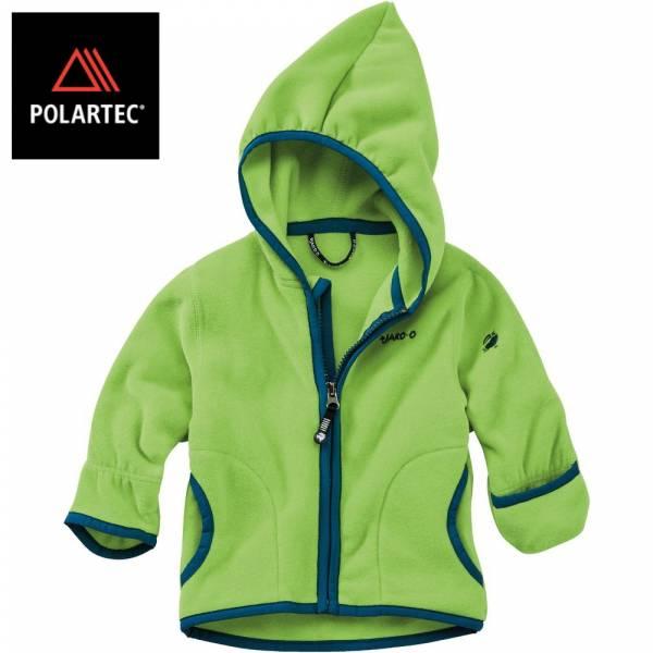 【JAKO-O】POLARTEC®連帽外套(青草綠) 機能外套,寶寶外套,POLARTEC