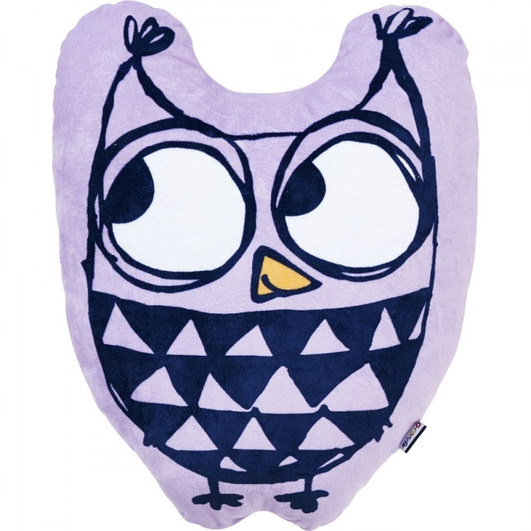 【JAKO-O】貓頭鷹抱枕 抱枕,枕頭,寢具