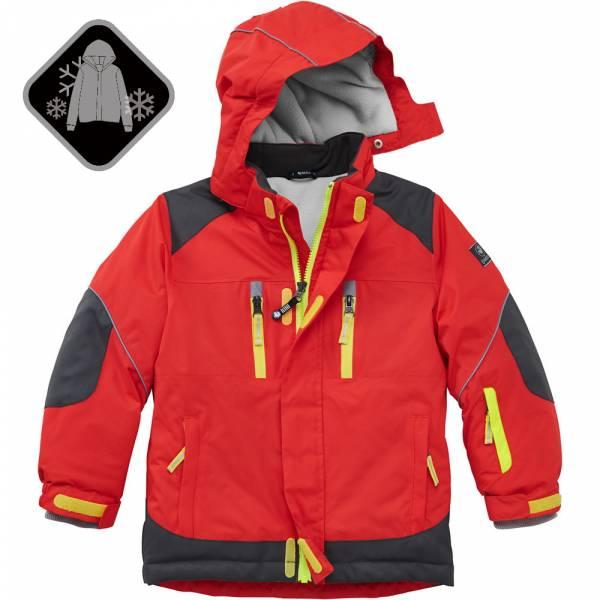 【JAKO-O】戶外防水加厚鋪棉外套-紅 (兒童雪衣外套) 雪衣外套,兒童雪衣,保暖外套