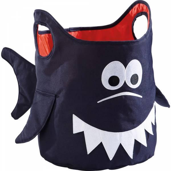 【JAKO-O】造型儲物袋-鯊魚 收納袋,玩具收納,袋子,收納整理