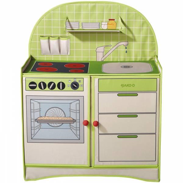 【JAKO-O】摺疊收納遊戲廚房 扮家家酒,廚房遊戲,角色扮演,好收納