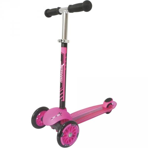 【JAKO-O】Muuwmi幼童滑板車-粉紅色 滑板車,運動,代步,滑板