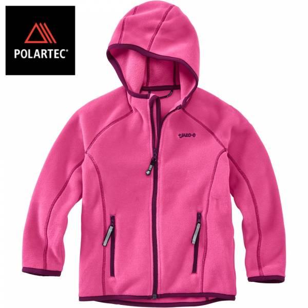 【JAKO-O】POLARTEC®連帽外套(粉紅) 機能外套,兒童外套,POLARTEC