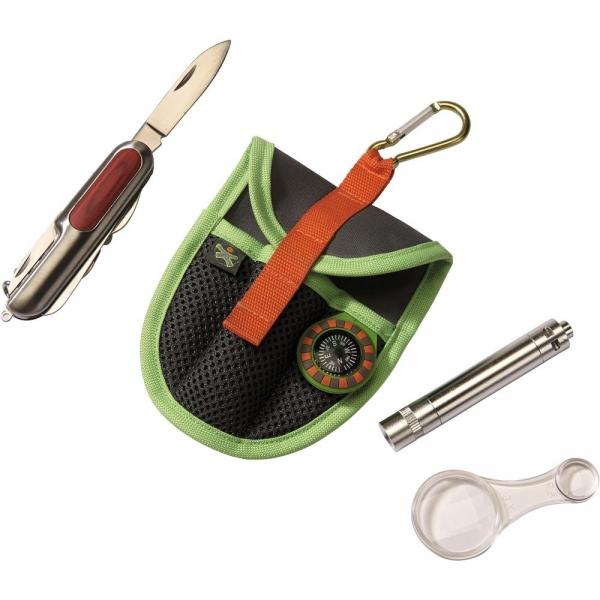 【JAKO-O】Terra探險家-戶外體驗組(附掛袋) 露營,郊遊,步道,背包,爬山,腰包,兒童