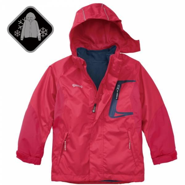 【JAKO-O】兩件式雪衣外套-蘋果紅 (兒童雪衣外套) 雪衣外套,兒童雪衣,保暖外套