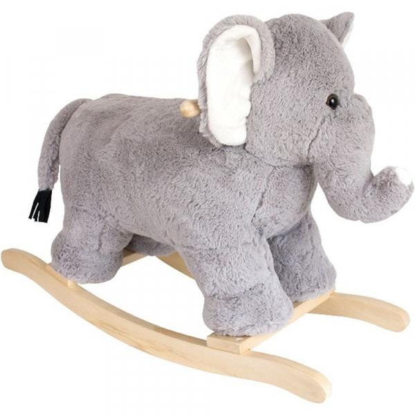 【JAKO-O】大象搖搖馬 搖搖馬,玩具,木馬