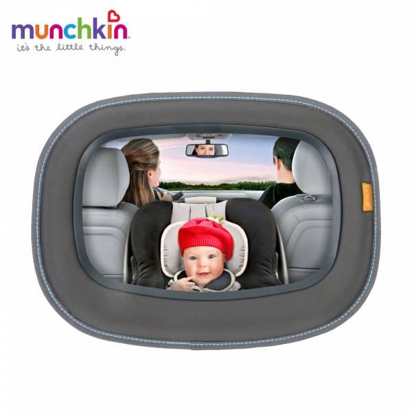 munchkin滿趣健-寶寶後視鏡 幼童 餵食 吸盤碗 不倒