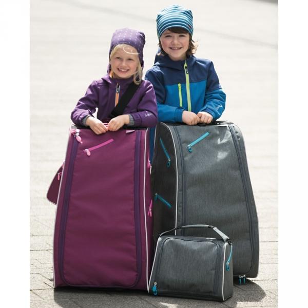 【JAKO-O】附輪行動衣櫥(5層)-紫 旅行,衣櫥,行李,親子出遊