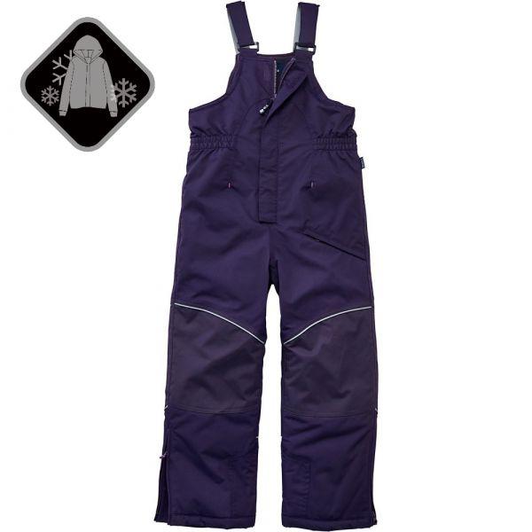 【JAKO-O】保暖連身吊帶雪褲-紫 (兒童雪褲)  兒童雪褲,吊帶雪衣,兒童雪衣