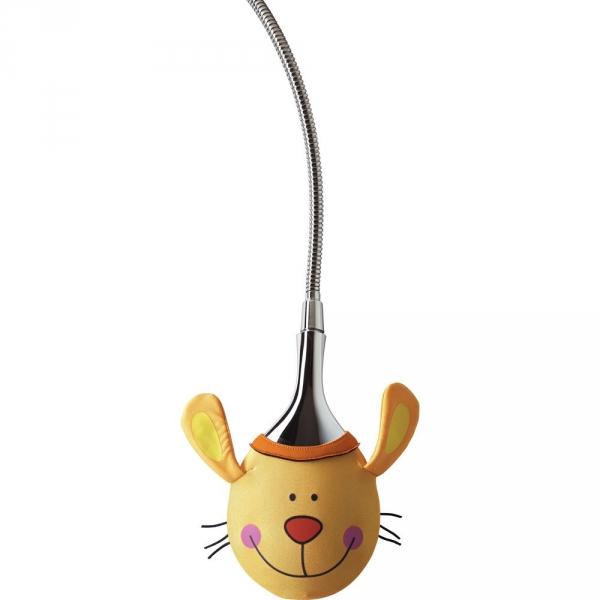 【JAKO-O】蓮蓬頭裝飾-兔子 德國,JAKO-O,嬰幼童,親子,蓮蓬頭,裝飾,說故事,洗澡,沐浴,兔子