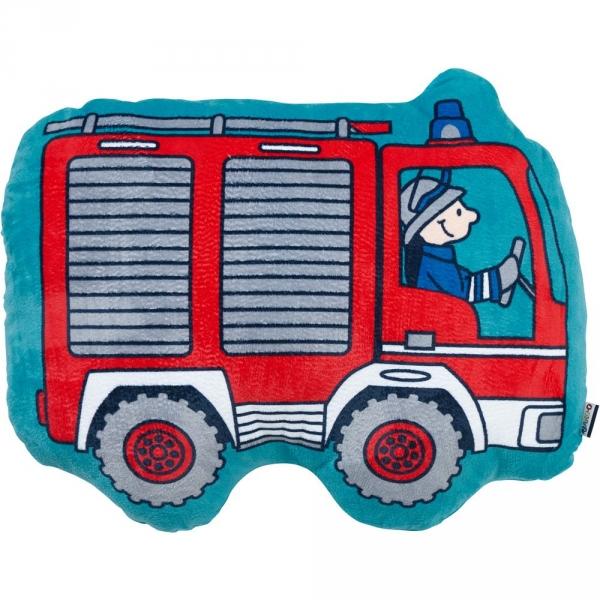 【JAKO-O】抱枕-消防車造型 抱枕,枕頭,寢具