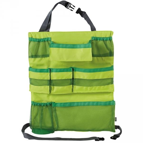 【JAKO-O】車用背掛收納袋-綠 車用收納袋,吊掛袋,收納