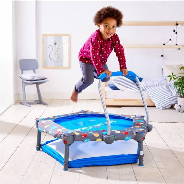 【JAKO-O】smarTrike 3合1室內蹦跳床(球池/彈跳床/跳跳床) 彈跳,球池,彈簧床,smarTrike