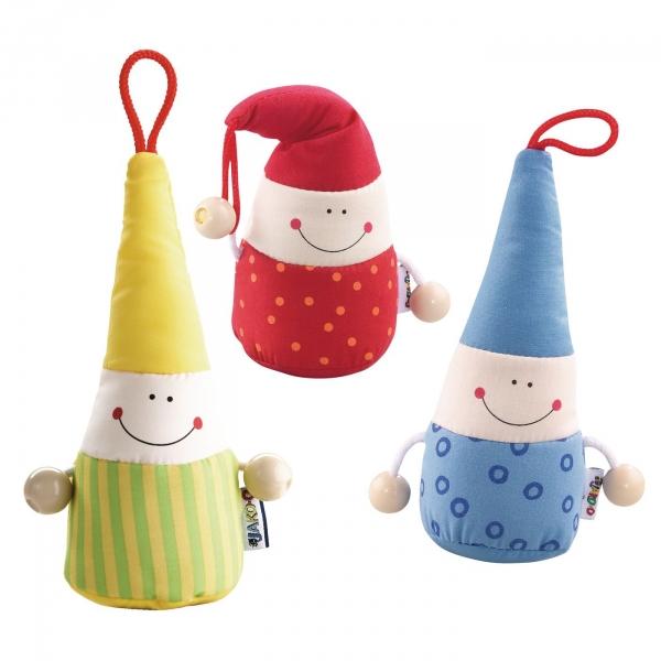 【JAKO-O】小夥伴玩偶 新生兒,baby,哭鬧,安撫,玩具