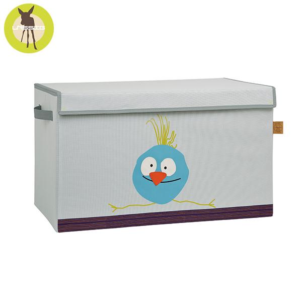 德國LASSIG-玩具收納箱-尖嘴鳥 玩具收納,德國lassig