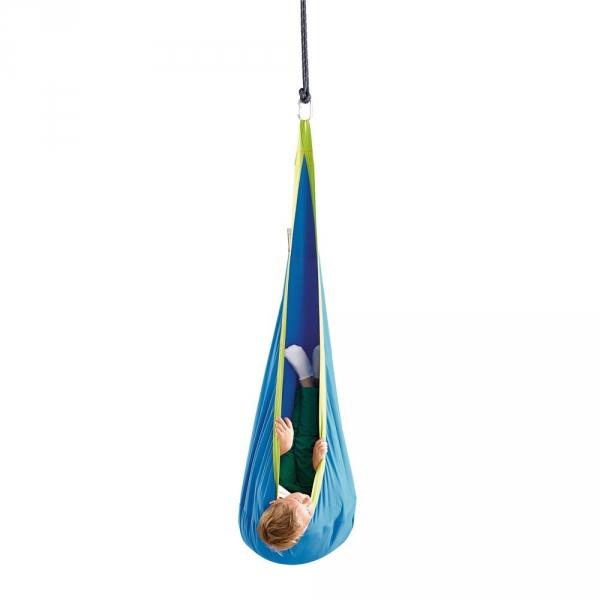 【JAKO-O】LA SIESTA Joki 兒童吊椅-藍(最大承重80kg) JAKO-O,德國,吊椅,居家生活,放鬆身心,紓解疲憊,培養平衡感,Joki,LA SIESTA