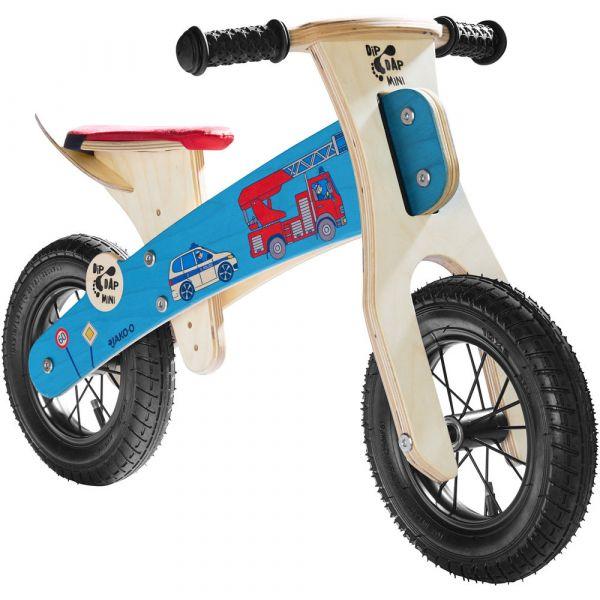 【JAKO-O】木製平衡滑步車-救援小隊 學步車,滑步車,平衡車