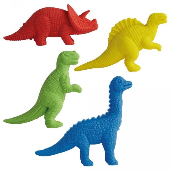 【JAKO-O】恐龍世界橡皮擦 橡皮擦,寫字,恐龍