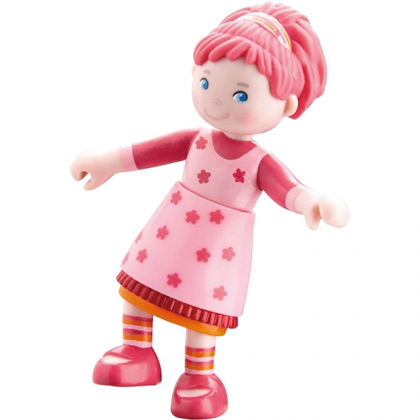 【JAKO-O】Little Friends系列人物 – Lilli 扮家家酒,佈置遊戲,角色扮演,玩偶