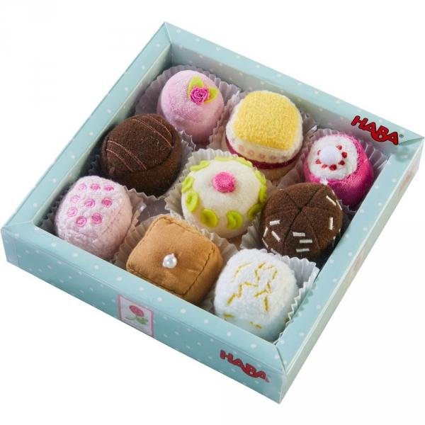 【JAKO-O】HABA 甜點盒 家家酒,玩具,益智玩具,遊戲